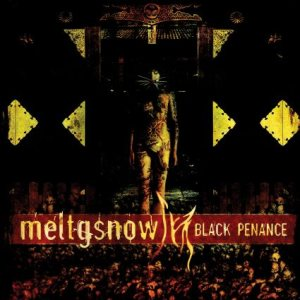 Meltgsnow - Black Penance cover art