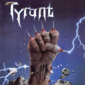 Tyrant - Fight for Your Life cover art