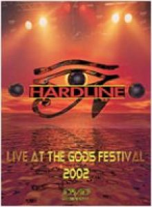 Hardline - Live At the Gods Festival 2002 cover art