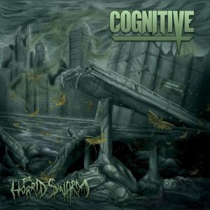 Cognitive - The Horrid Swarm cover art