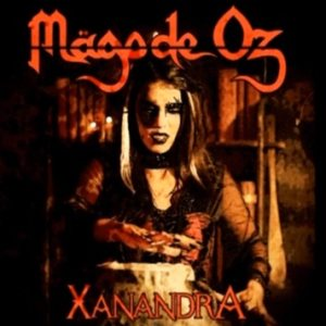Mago De Oz - Xanandra cover art