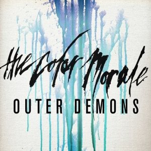 The Color Morale - Outer Demons cover art