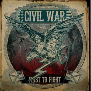 Civil War - First to Fight cover art