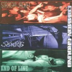 Skinless - Common Ground - a Compilation of Upstate NY's Hardest cover art