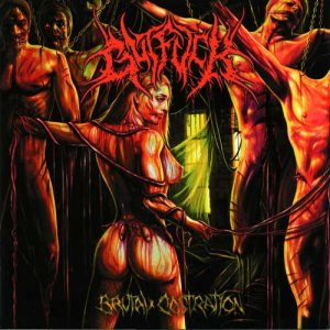 Gutfuck - Brutal Castration cover art