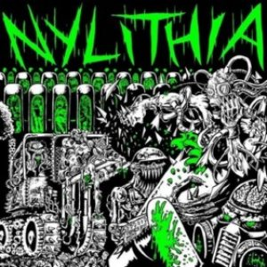 Nylithia - Infector cover art