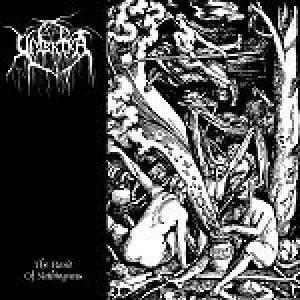 Umbrtka - The Hand of Nothingness cover art