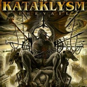 Kataklysm - Prevail cover art