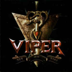 Viper - All my Life cover art