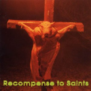 Melancholy Pessimism - Recompense to Saints cover art