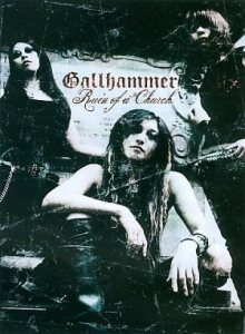 Gallhammer - Ruin of a Church cover art