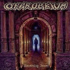 Opprobrium - Discerning Forces cover art