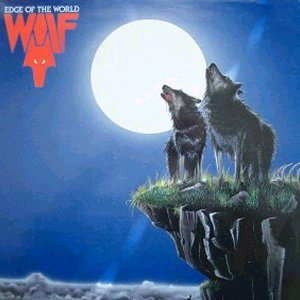 Wolf - Edge of the World cover art
