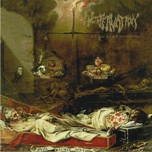 Encoffination - O' Hell, Shine in Thy Whited Sepulchres cover art