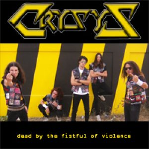 Crysys - Dead by the Fistful of Violence cover art