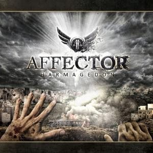Affector - Harmagedon cover art