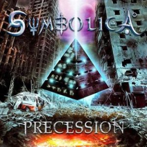 Symbolica - Precession cover art