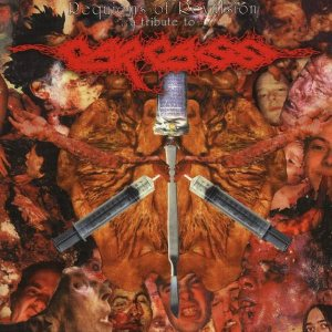Various Artists - Requiems of Revulsion: a Tribute to Carcass cover art