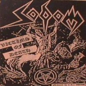 Sodom - Victims of Death cover art