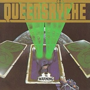Queensryche - The Warning cover art