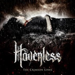 Havenless - The Crimson Lines cover art