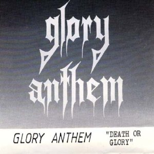 Glory Anthem - Death or Glory cover art