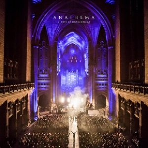 Anathema - A Sort of Homecoming cover art