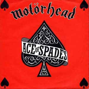 Motorhead - Ace of Spades c/w Dirty Love cover art