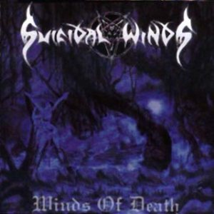 Suicidal Winds - Winds of Death cover art