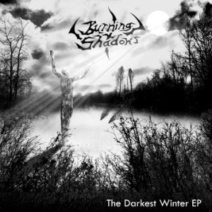 Burning Shadows - The Darkest Winter cover art