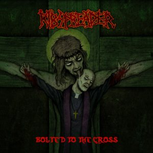 Ribspreader - Bolted to the Cross cover art
