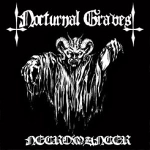 Nocturnal Graves - Necromancer cover art