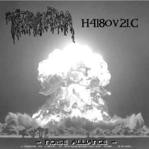 Terrorazor - Noise Alliance cover art