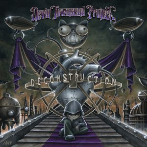 Devin Townsend Project - Deconstruction cover art