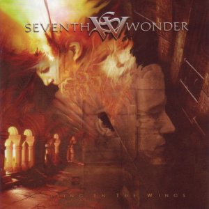 Seventh Wonder - Waiting in the Wings cover art