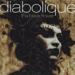 Diabolique - The Black Flower cover art