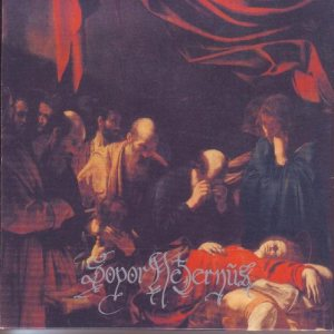 Sopor Aeternus and the Ensemble of Shadows - Todeswunsch - Sous le soleil de Saturne cover art