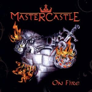 Mastercastle - On Fire cover art