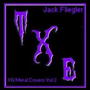 ToxicxEternity - VG Metal Covers Vol. 2 cover art