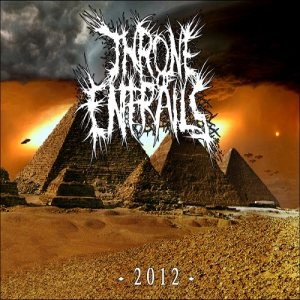 Throne of Entrails - Demo cover art