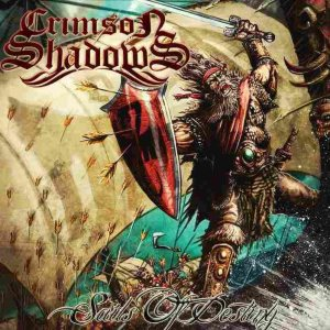 Crimson Shadows - Sails of Destiny cover art