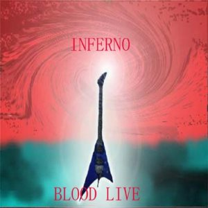 Inferno - Blood Live cover art
