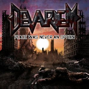 Devariem - Peace Was Never an Option cover art