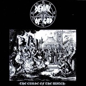 Denial of God - The Curse of the Witch cover art