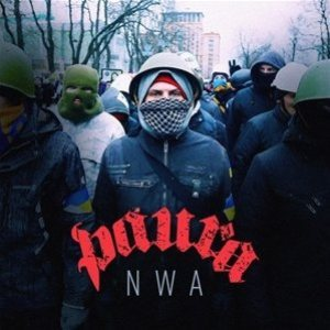 Paura - N.W.A. cover art