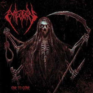 Amputory - Ode to Gore cover art
