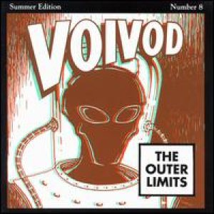 Voivod - The Outer Limits cover art