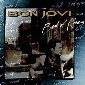 Bon Jovi - Bed of Roses cover art