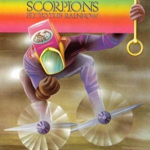Scorpions - Fly to the Rainbow cover art