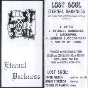 Lost Soul - Eternal Darkness cover art